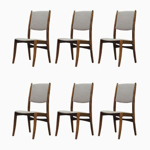 Dining Chairs from Skovby, 1960s, Set of 6