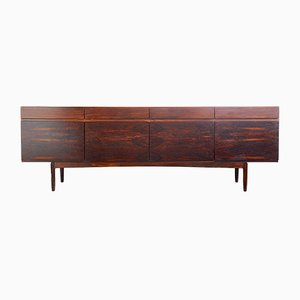 Mid-Century Rosewood Model FA66 Sideboard by Ib Kofod Larsen for Faarup Møbelfabrik, 1960s