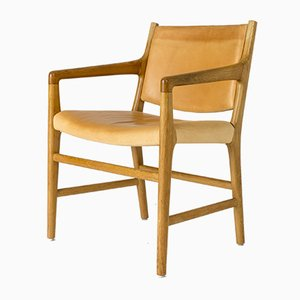 Modell JH 507 Armlehnstuhl von Hans J. Wegner für Johannes Hansen, 1950er