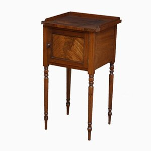 Antique Regency Mahogany Nightstand