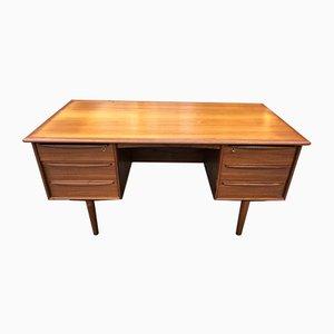 Dänischer Schreibtisch aus Teak von Falster, 1960er