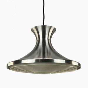 Mid-Century Space Age Aluminum Ceiling Lamp