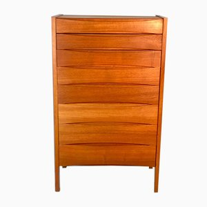 Rosewood and Teak Dresser, 1970s