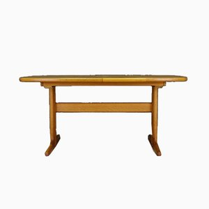 Table de Salle à Manger Mid-Century en Frêne de Skovby, années 60