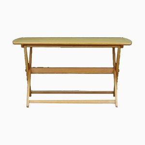 Table Basse Vintage en Frêne, années 80