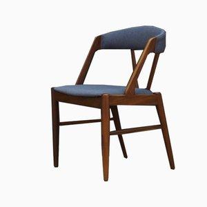 Vintage Danish Teak Side Chair, 1960s