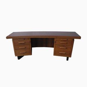 Rosewood Desk from Castelli / Anonima Castelli, 1950s