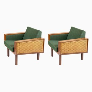 Lounge Chairs by Olof Ottelin for Stockmann, 1960s, Set of 2