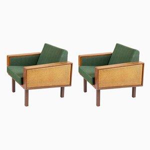 Sessel von Olof Ottelin für Stockmann, 1960er, 2er Set