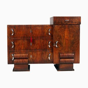 Art Deco Dresser by Guglielmo Ulrich for AR-CA, 1930s