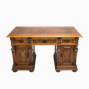Antique Walnut Desk