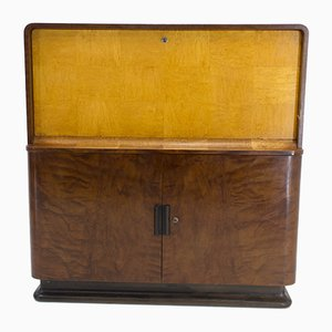 Secretaire by Jindřich Halabala for UP Zavody, 1940s