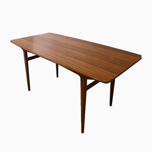 Tavolo da pranzo Fonseca in teak di John Herbert per A. Younger Ltd., anni '60