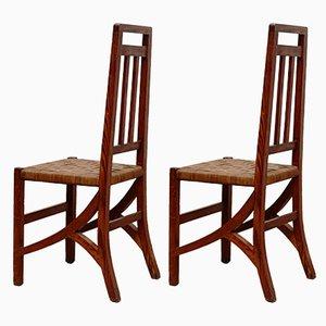 Chaises d'Appoint d'Époques, Set de 2