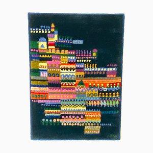 Wandteppich von Schwabinger Künstlerkollektion München für Tetax München, 1960er