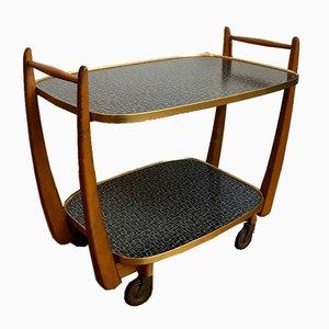 Mid-Century Teewagen von Carlon Small Furniture, 1950er