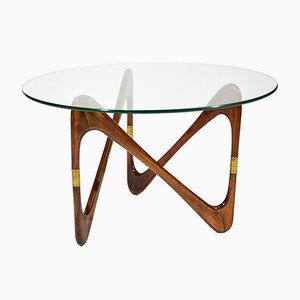 Mid-Century Italian Coffee Table, 1950s