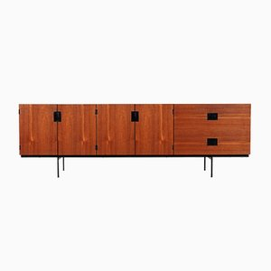 Dutch Teak Model DU04 Sideboard by Cees Braakman for Pastoe, 1950s