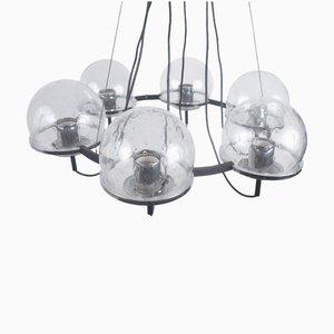 Lampe à Suspension Modèle Saturnus de Raak, 1960s