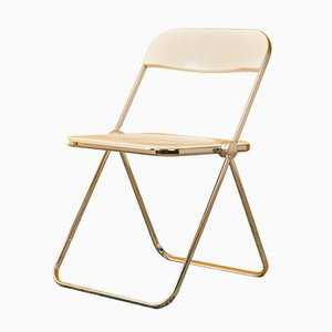 Model Plia Folding Chair from Castelli / Anonima Castelli, 1960s