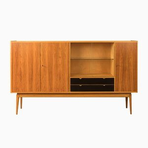Walnut Veneer Buffet from WK Möbel, 1950s