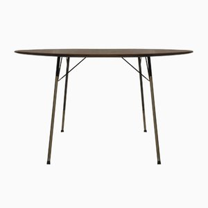 Table de Salle à Manger en Palissandre par Arne Jacobsen, 1950s