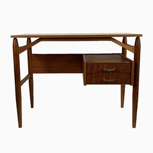 Small Italian Desk from Dal Vera, 1950s