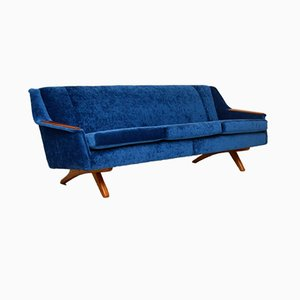 Vintage Sofa von Illum Wikkelsø für Westnofa, 1960er