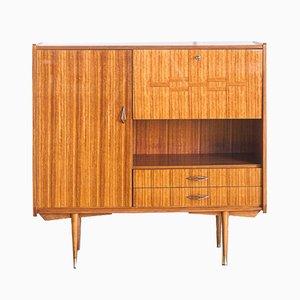 Französisches Sideboard aus Holz, 1960er