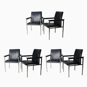 Mid-Century Danish Rosewood Dining Chairs by Sigvard Bernadotte for France & Søn / France & Daverkosen, 1960s, Set of 6