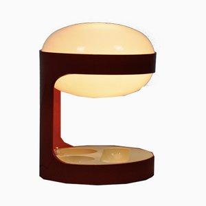 Lámpara de mesa modelo KD29 Mid-Century de Joe Colombo para Kartell, años 60