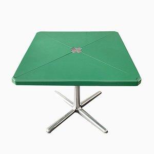 Folding Model Plana Dining Table by Giancarlo Piretti for Castelli / Anonima Castelli, 1970s