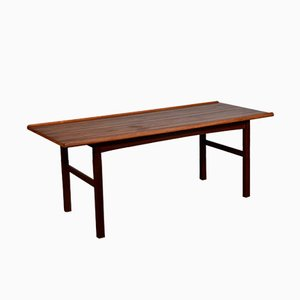 Rosewood Coffee Table from Anton Kildeberg Møbelfabrik, 1960s