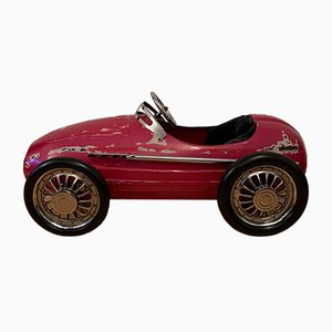 Italian Model Ferrari F 500 Pedal Car from Giordani, 1950s