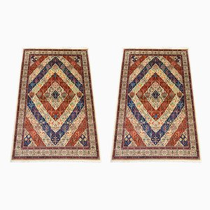 Vintage Turkish Sivas Carpets, 1960s, Set of 2