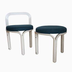 Modell 320 Stuhl & Hocker Set von Geoffrey Harcourt für Artifort, 1970er