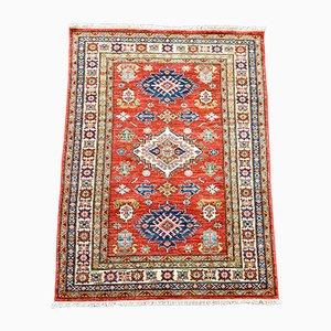Vintage Afghan Woolen Shirvan Rug, 1990s
