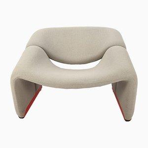 Model F598 Groovy Lounge Chair by Pierre Paulin for Artifort, 1980s
