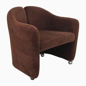 Modell PS 142 Sessel von Eugenio Gerli für Tecno, 1960er