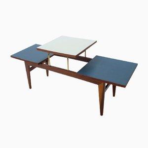 Table Basse à Niveaux, Allemagne, 1950s