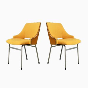 Model FM32 Dining Chairs by Cees Braakman for Pastoe, 1960s, Set of 4