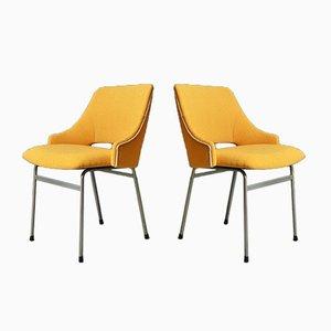 Chaises de Salle à Manger Modèle FM32 par Cees Braakman pour Pastoe, 1960s, Set de 4