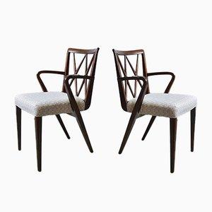 Esszimmerstühle von A.A. Patijn für Zijlstra Joure, 1950er, 2er Set