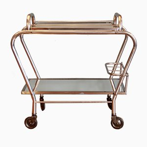 Art Deco French Trolley, 1940s