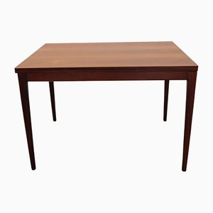 Mid-Century Danish Teak Extendable Dining Table