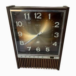 Vintage Pendulum Clock from Vedette, 1960s