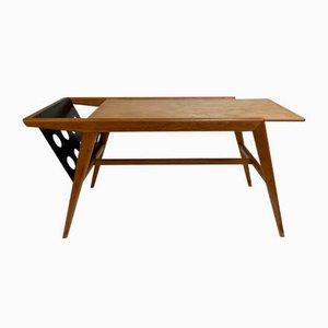 Table Basse par Cor Alons pour Gouda ben Boer, Pays-Bas, 1950s