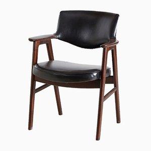 Rosewood Armchair by Erik Kirkegaard for Høng Stolefabrik, 1960s