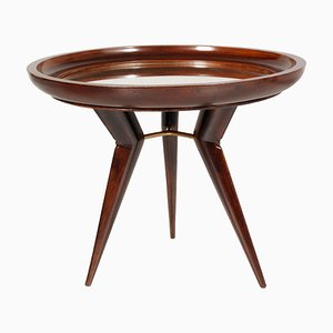 Table Basse Mid-Century, Italie, 1950s