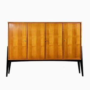 German Beech Buffet by Rudolf Frank, 1950s